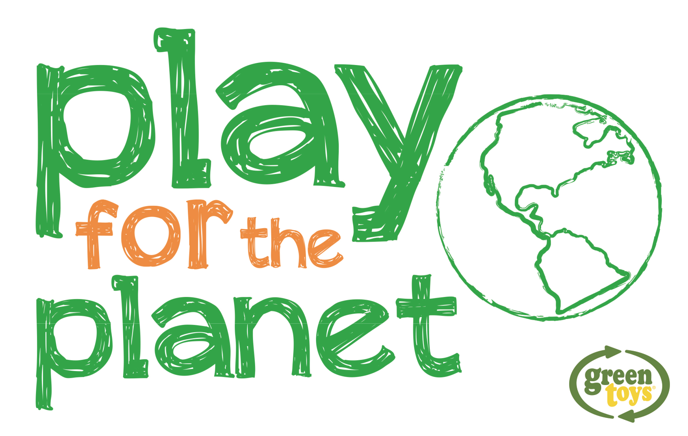 Green Toys: Play For the Planet Pin It to Win It Giveaway!
