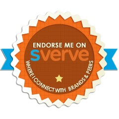 Endorse me on Sverve